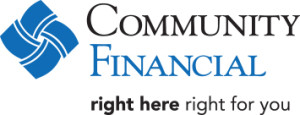 "<a href=""https://www.cfcu.org/"">Community Financial</a>"